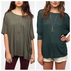 Urban Outfitters tunic tops (bundle sale)